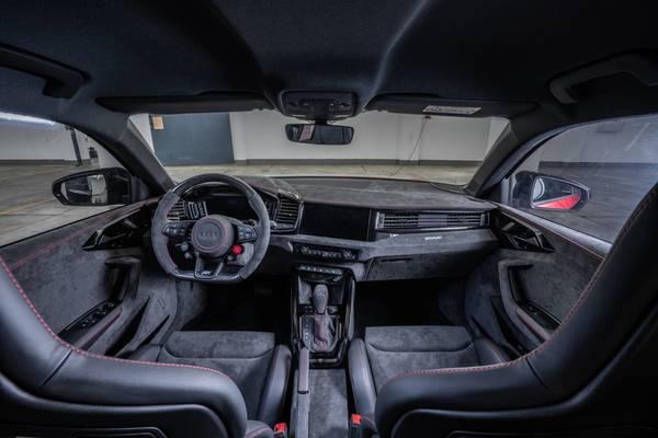 Foto interior Audi A1 Sportback dari ABT Sportsline