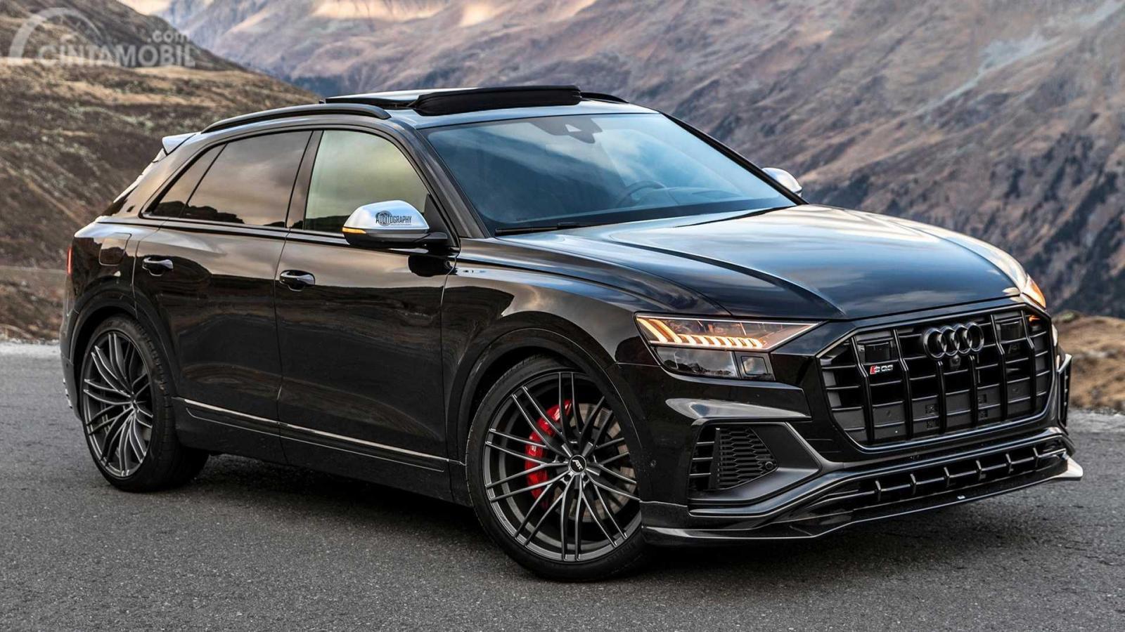 Audi SQ8 Racikan ABT Hadirkan Torsi Hampir 1000 Nm