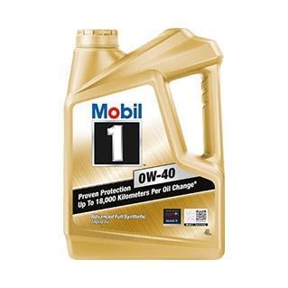 Gambar menunjukkan oli Mobil