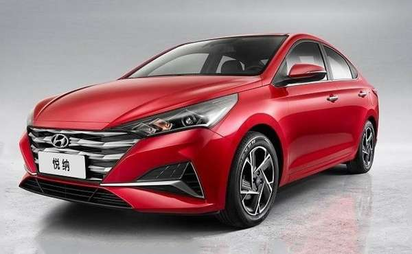 Generasi Terbaru Hyundai Verna Hadir Di China