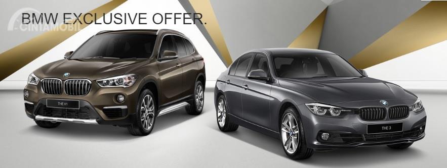 Promo BMW 3 Series terbaru