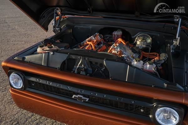 Chevrolet E-10 Electric Motor