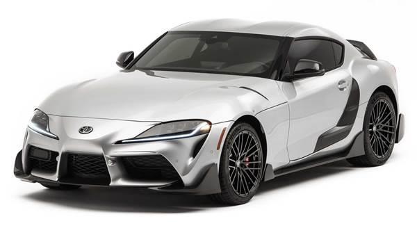 Toyota Supra SEMA 2019