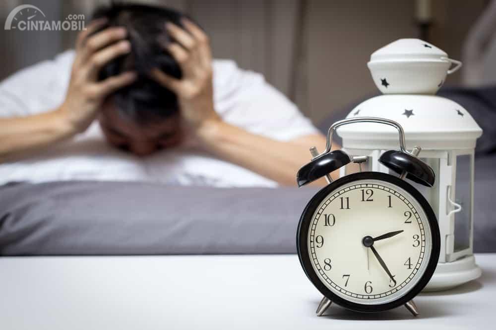 Masalah sulit tidur