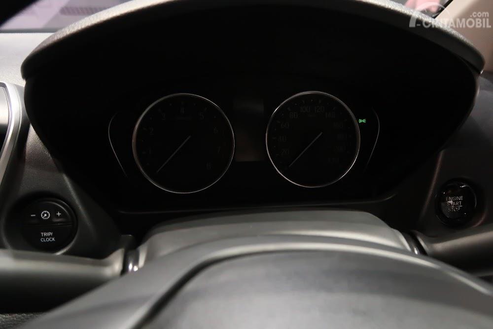 Gambar menunjukkan Desain cluster instrument All New Honda City 2020