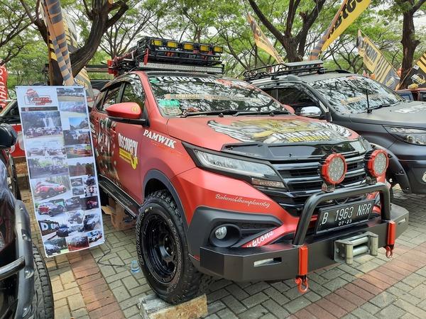 Foto modifikasi Daihatsu Terios gaya ALTO