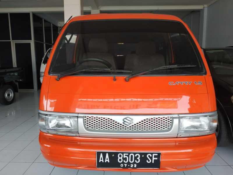 jual mobil suzuki carry 1.5l real van na 2002 harga murah di jawa tengah