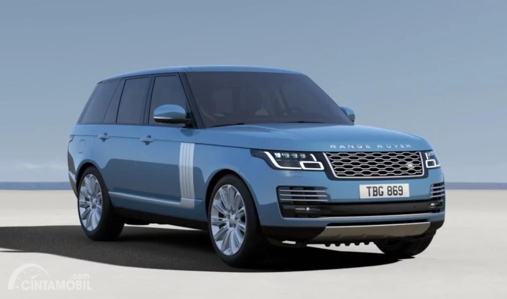 Untuk Kenyamanan Premium, Ini Dia 4 Pilihan Range Rover di Indonesia