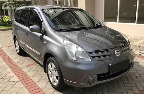 Nissan Livina 2009