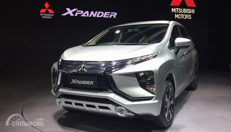 Mitsubishi Xpander diluncurkan pada saat peluncuran