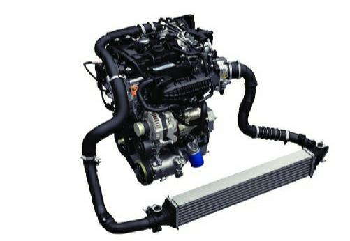 Gambar menunjukkan Mesin P10A2 Honda