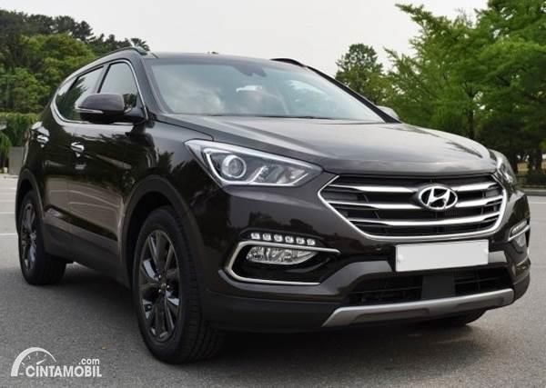 Hyundai Santa Fe bekas dijual