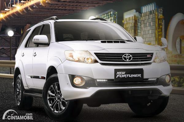 Harga Toyota Fortuner Bekas 2012-2015, SUV Keluarga Buat Naik Kelas