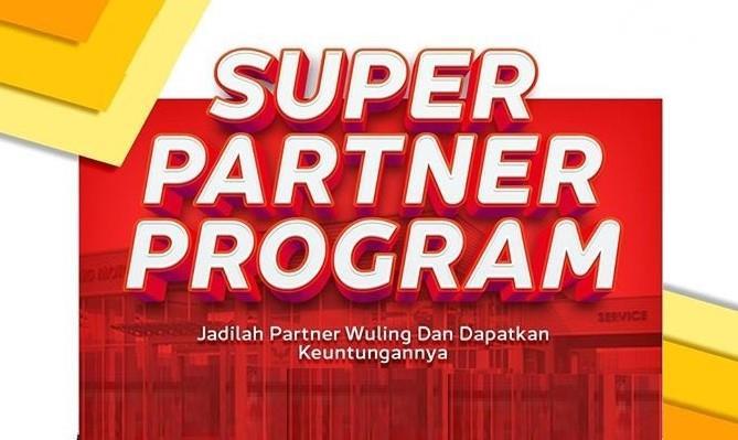 Jadi Super Partner Wuling Bisa Dapat Bonus Rp 1 Juta, Caranya?