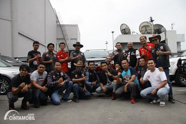 PI.One 2019 Year End Gathering Bahas Agenda Touring 9 Negara