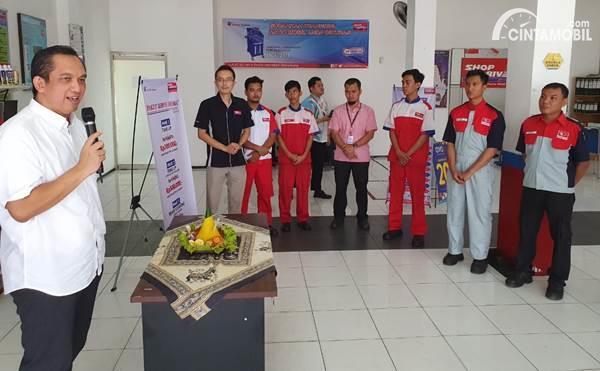 Shop&Drive Palembang