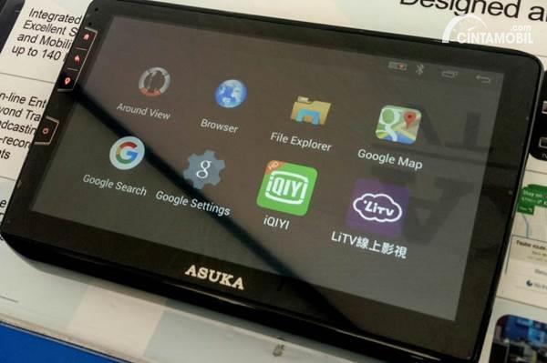 headunit mobil Asuka