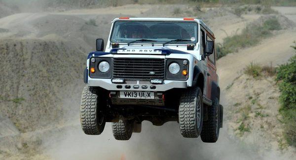 Tuner Spesialis Off-Road Racing, Bowler, Resmi Diakuisisi Jaguar Land Rover