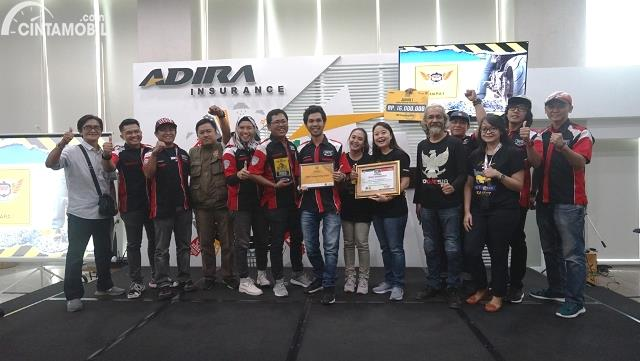 Komunitas CBR Tangerang (CBR TAC), pemenang SCA 2019