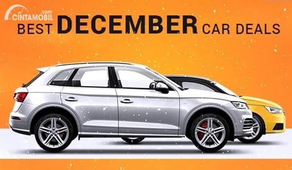 promo mobil Desember