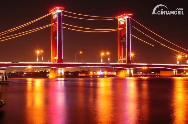 5 Tempat Wisata di Palembang yang Sedang Hits
