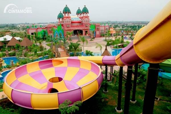 The Amanzi Waterpark