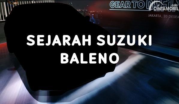 [INFOGRAFIK] Mengenal Sejarah Suzuki Baleno, Dari Sedan hingga Hatchback