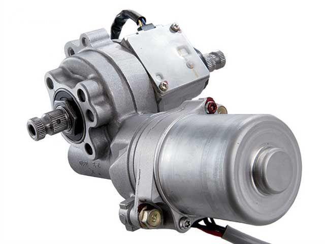 Motor penggerak power steering elektrik