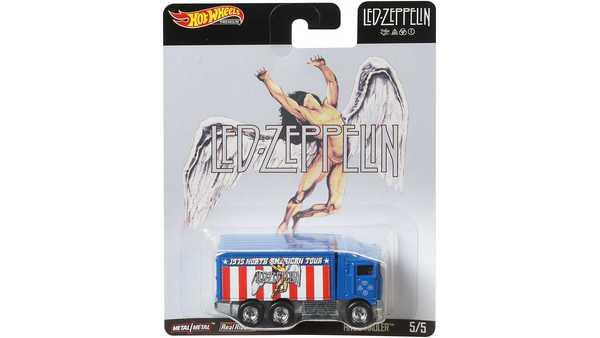Foto Hot Wheels Hiway Hauler Led Zeppelin Edition