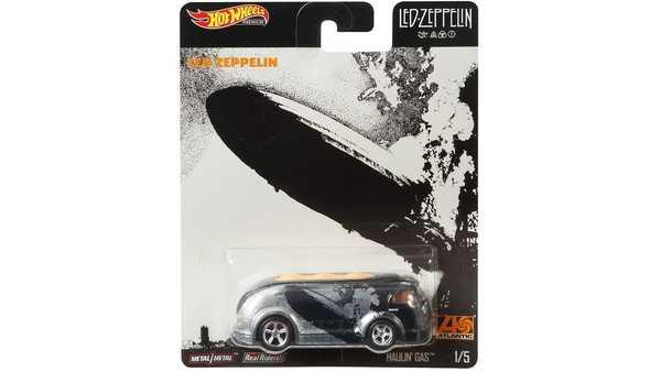 Foto Hot Wheels Eld Zeppelin Edition #1