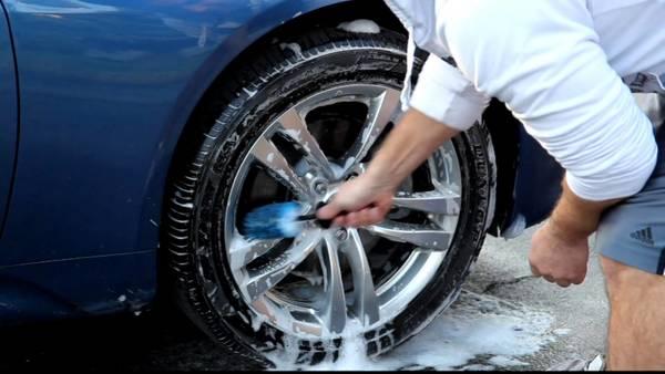 Berikut Tips Mencuci Velg yang Benar di Musim Hujan