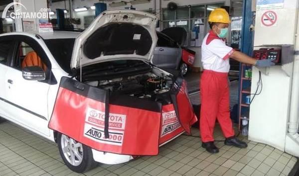 bengkel resmi Toyota