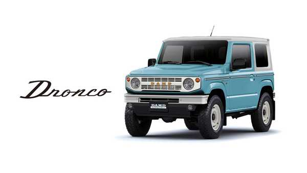 Foto Suzuki Jimny The Dronco by DAMD