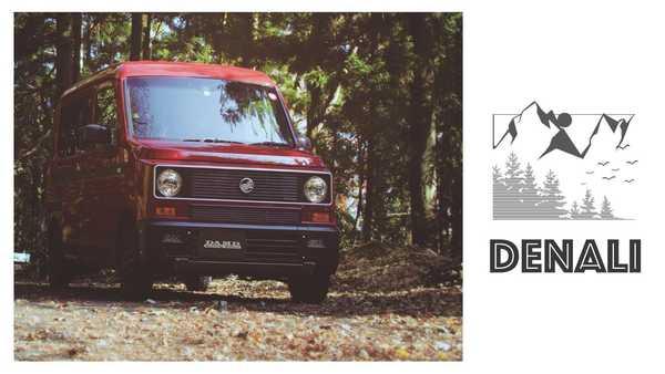 Foto modifikasi Honda N-Van Denali ala DAMD