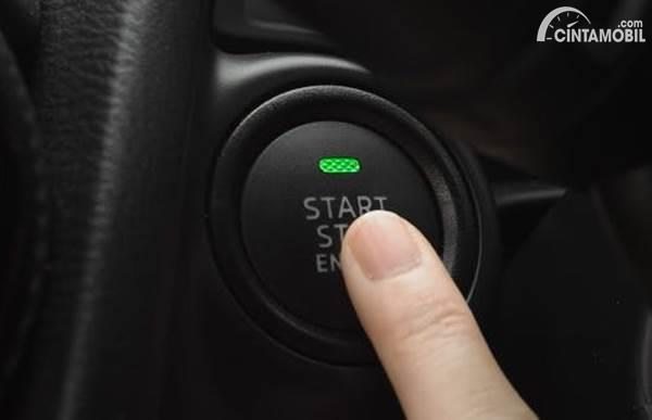 start stop engine mobil