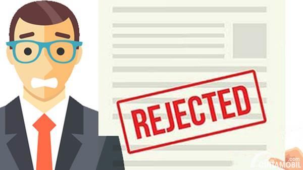 pengajuan kredit ditolak Bank Indonesia