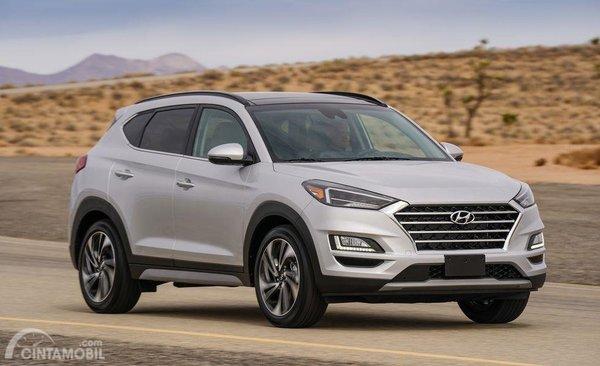 Hyundai Tucson Facelift Dipastikan Hadir di India Bulan Depan