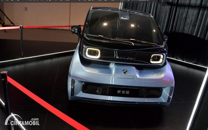 Baojun E300 Resmi Diperkenalkan dengan Tiga Tempat Duduk