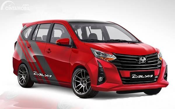 Tips Modifikasi Toyota Calya yang Murah dan Tak Merusak Garansi