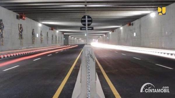 underpass terpanjang di Indonesia