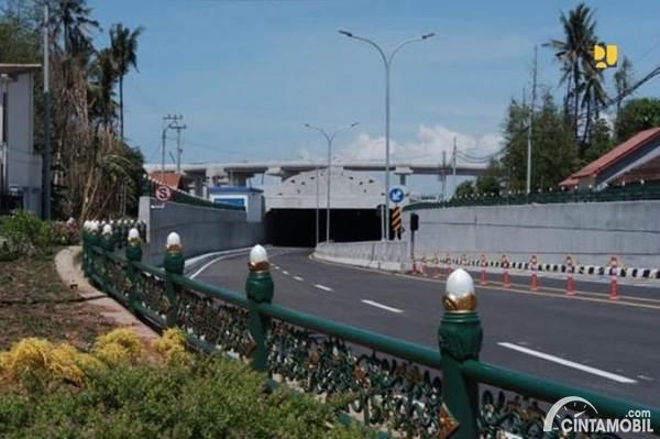 underpass yang berada di Kulon Progo