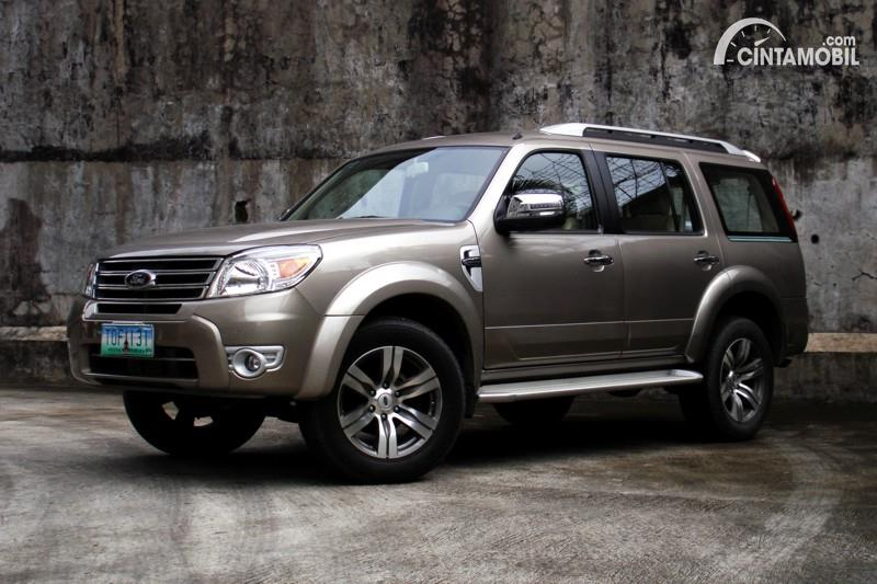 Ford Everest 2014 bekas