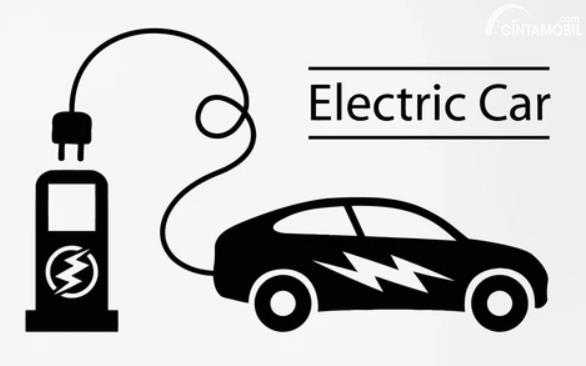 Gambar Electric Car Icon
