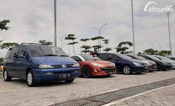 Paguyuban Peugeot Solo Touring Lintas Suramadu