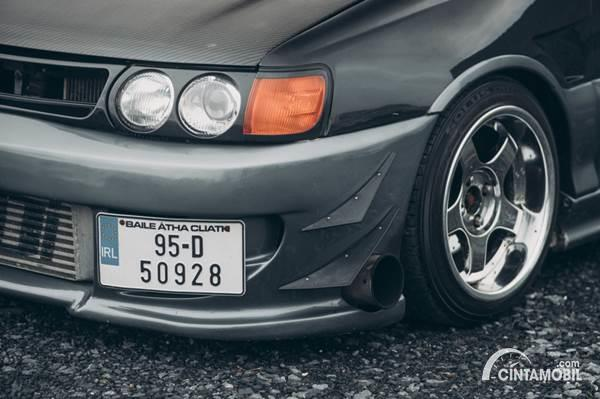 bemper Toyota Starlet EP82 Turbo