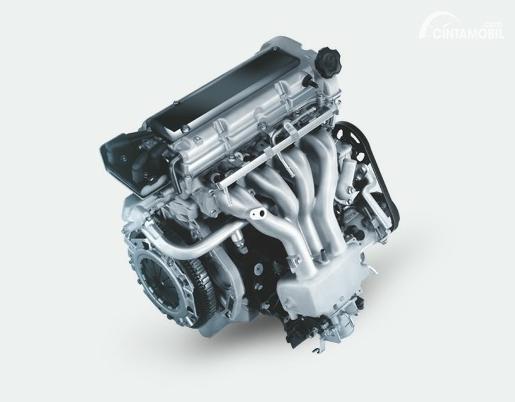 Gambar menunjukkan mesin DK15 di DFSK C Series