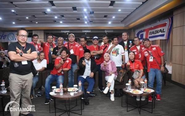 peserta Jamnas AXIC di Karawang