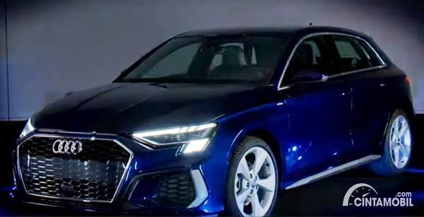 New Audi A3 Sportback Resmi Mendebut, Tawarkan Banyak Hal Baru