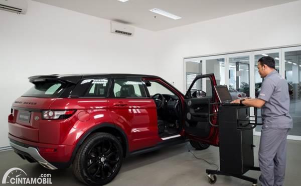servis Land Rover