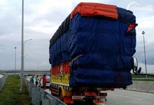 Dump Truck di Jabodetabek Paling Banyak Melanggar Aturan Truk ODOL